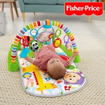 美國Fisher price 可愛動物小鋼琴健身器